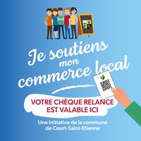 """Des """"chèques relance"""" pour tous les ménages en soutien au commerce local"""