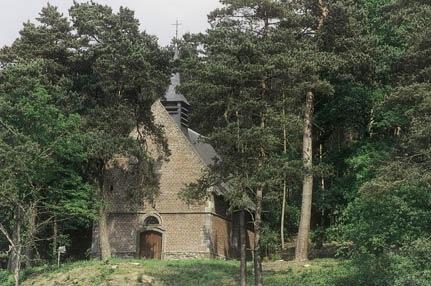 Chapelle castrale de Sart