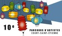 Oeuvre collective : recevez votre lanterne à décorer pour le Parcours des Artistes