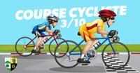 BinckBank Tour : passage d'une course cycliste à Court-Saint-Etienne le 3 octobre
