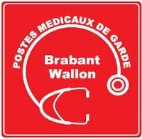 Postes médicaux de garde du Brabant wallon
