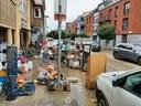 Inondations : ramassage des encombrants