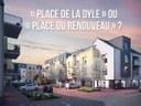 Votez pour l'une de ces deux propositions afin de choisir le nom de la future place le long de l'avenue de Wisterzée
